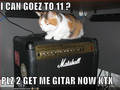 I can goez to 11?